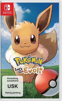 Hier klicken, um das Cover von Pokémon: Let´s Go, Evoli! (Switch) zu vergrößern