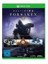 Hier klicken, um das Cover von Destiny 2: Forsaken – Legendary Collection (Xbox One) zu vergrößern