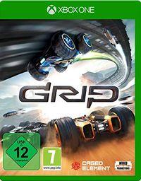 Hier klicken, um das Cover von GRIP: Combat Racing (Xbox One) zu vergrößern