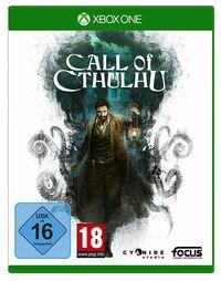 Hier klicken, um das Cover von Call Of Cthulhu (Xbox One) zu vergrößern