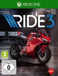 Hier klicken, um das Cover von RIDE 3 (Xbox One) zu vergrößern