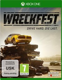Hier klicken, um das Cover von Wreckfest (Xbox One) zu vergrößern