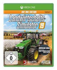Hier klicken, um das Cover von Landwirtschafts-Simulator 19 (Xbox One) zu vergrößern