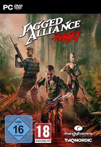Hier klicken, um das Cover von Jagged Alliance: Rage! (PC) zu vergrößern