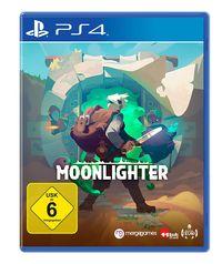 Hier klicken, um das Cover von Moonlighter (PS4) zu vergrößern
