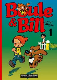 Hier klicken, um das Cover von Boule & Bill 1 zu vergrößern
