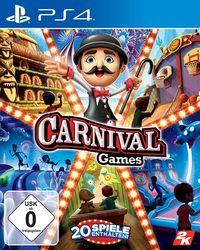 Hier klicken, um das Cover von Carnival Games (PS4) zu vergrößern