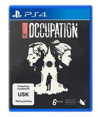 Hier klicken, um das Cover von The Occupation (Ps4) zu vergrößern