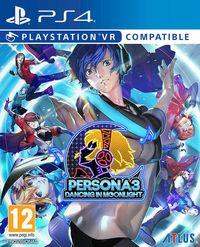 Hier klicken, um das Cover von Persona 3: Dancing In Moonlight (Ps4) zu vergrößern