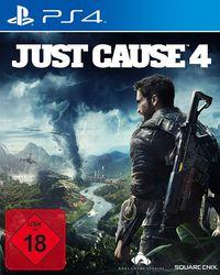 Hier klicken, um das Cover von Just Cause 4 (PS4) zu vergrößern