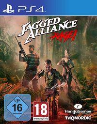 Hier klicken, um das Cover von Jagged Alliance: Rage! (PS4) zu vergrößern