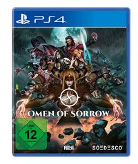 Hier klicken, um das Cover von Omen of Sorrow (Ps4) zu vergrößern