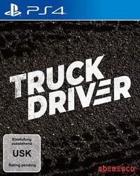 Hier klicken, um das Cover von Truck Driver (Ps4) zu vergrößern