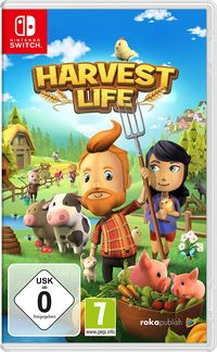 Hier klicken, um das Cover von Harvest Life (Switch) zu vergrößern