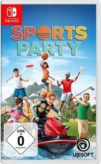 Hier klicken, um das Cover von Sports Party (Switch) zu vergrößern