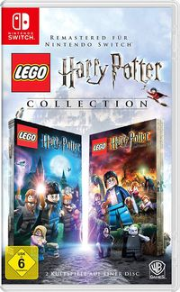 Hier klicken, um das Cover von Lego Harry Potter Collection (Switch) zu vergrößern