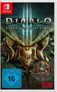 Hier klicken, um das Cover von DIABLO III: Eternal Collection (Switch) zu vergrößern