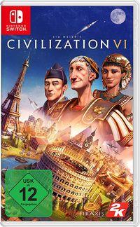 Hier klicken, um das Cover von Sid Meier´s Civilization VI (Switch) zu vergrößern