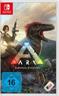 Hier klicken, um das Cover von ARK: Survival Evolved (Switch) zu vergrößern