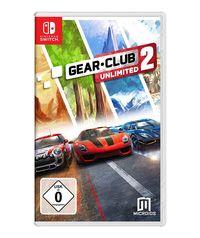 Hier klicken, um das Cover von Gear.Club Unlimited 2 (Switch) zu vergrößern