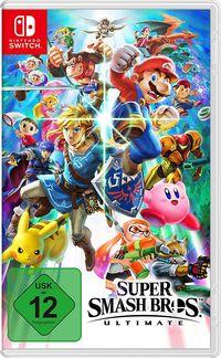 Hier klicken, um das Cover von Super Smash Bros. Ultimate (Switch) zu vergrößern