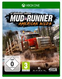 Hier klicken, um das Cover von Spintires: Mudrunner American Wilds Edition (Xbox One) zu vergrößern