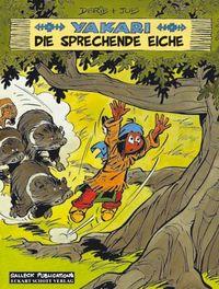 Hier klicken, um das Cover von Yakari 28: Die sprechende Eiche zu vergrößern