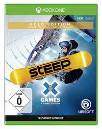 Hier klicken, um das Cover von Steep X Games Gold Edition (Xbox One) zu vergrößern