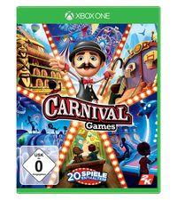 Hier klicken, um das Cover von Carnival Games (Xbox One) zu vergrößern