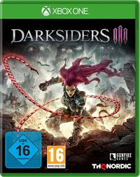 Hier klicken, um das Cover von Darksiders III (Xbox One) zu vergrößern