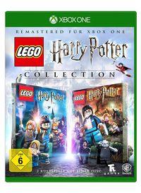 Hier klicken, um das Cover von Lego Harry Potter Collection (Xbox One) zu vergrößern