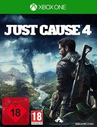 Hier klicken, um das Cover von Just Cause 4 (Xbox One) zu vergrößern