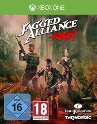 Hier klicken, um das Cover von Jagged Alliance: Rage! (Xbox One) zu vergrößern