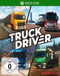 Hier klicken, um das Cover von Truck Driver (Xbox One) zu vergrößern