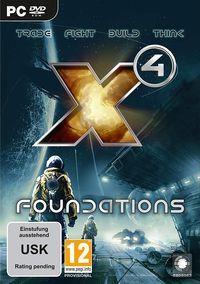 Hier klicken, um das Cover von X4: Foundations (PC) zu vergrößern