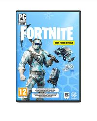 Hier klicken, um das Cover von Fortnite: Deep Freeze Bundle (Code in the Box) (PC) zu vergrößern