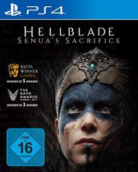 Hier klicken, um das Cover von Hellblade Senua's Sacrifice (PS4) zu vergrößern
