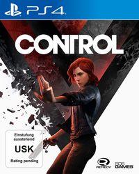 Hier klicken, um das Cover von Control (PS4) zu vergrößern