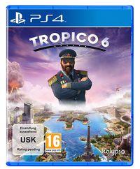 Hier klicken, um das Cover von Tropico 6 (PS4) zu vergrößern