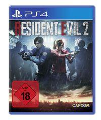 Hier klicken, um das Cover von Resident Evil 2 (Ps4) zu vergrößern