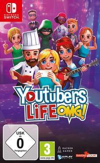 Hier klicken, um das Cover von Youtubers Life (Switch) zu vergrößern