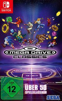 Hier klicken, um das Cover von SEGA Mega Drive Classics (Switch) zu vergrößern