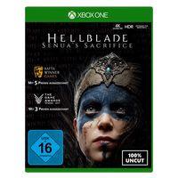 Hier klicken, um das Cover von Hellblade Senua's Sacrifice (Xbox One) zu vergrößern