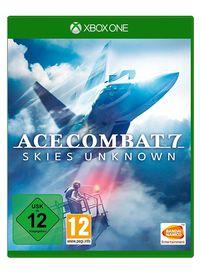 Hier klicken, um das Cover von Ace Combat 7 - Skies Unknown (Xbox One) zu vergrößern