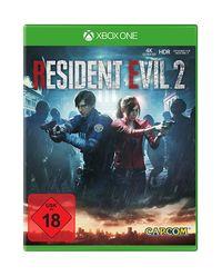 Hier klicken, um das Cover von Resident Evil 2 (Xbox One) zu vergrößern