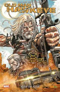 Hier klicken, um das Cover von Old Man Hawkeye – Auge um Auge zu vergrößern