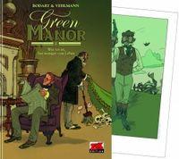 Hier klicken, um das Cover von Green Manor 2 Sonderedition: Wer tot ist, hat weniger vom Leben zu vergrößern