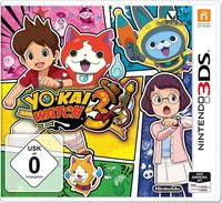 Hier klicken, um das Cover von YO-KAI WATCH™ 3 (3DS) zu vergrößern