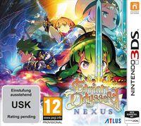 Hier klicken, um das Cover von Etrian Odyssey Nexus (3DS) zu vergrößern