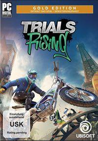 Hier klicken, um das Cover von Trials Rising (PC) zu vergrößern